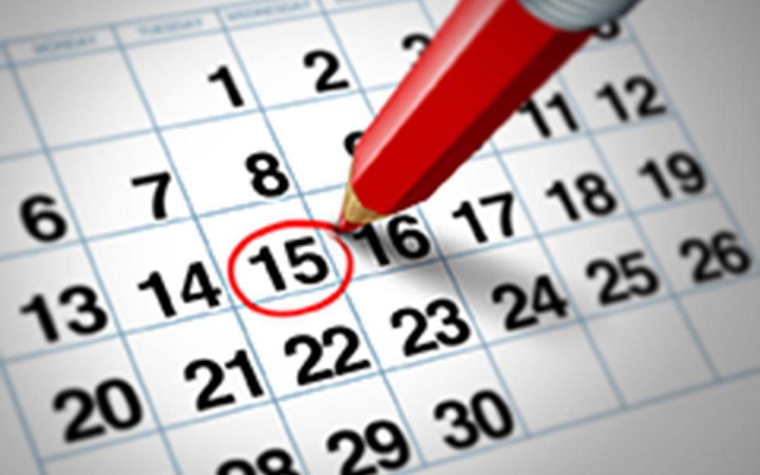 Calendario de Festivos 2016 Consulado Chino en Barcelona